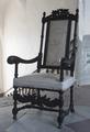 Länstol från 1600-talets slut - Skoklosters slott - 103901.tif