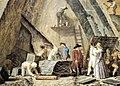 Léonard Defrance Extraction de marbres Sainte-Anne d'une carrière 2e version.jpg