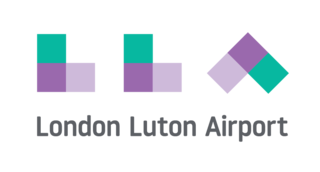 Luton Airport international airport in Bedfordshire, England