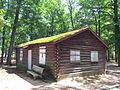 LRWalls-Chambers Park Log Cabin Ext 5.jpg