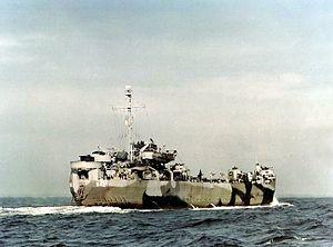 Landing Ship, Tank - LST-942