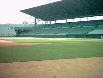 1999 Baltimore Orioles – Cuban national baseball team exhibition series - Estadio Latinoamericano in Havana hosted the first game of the series on March 28, 1999.
