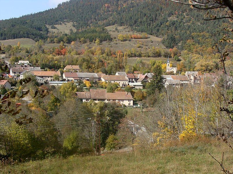 La Motte-en-Champsaur