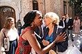 La alcaldesa recibe a diplomáticos y organizadores de 'Mujeres Nobel' (02).jpg
