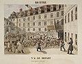 La prison de Bicêtre à Gentilly - le départ de la chaîne des forçats.jpg