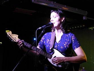Stereolab - Laetitia Sadier in 2013