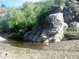 Lake Pleasant Regional Park - Image: Lake Pleasant Regional Park Scenery 2