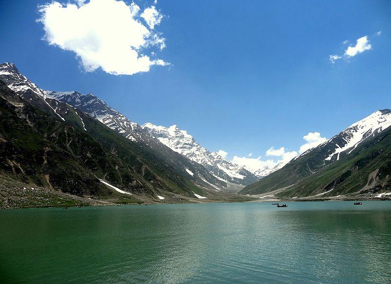 Lake Saiful Muluk, Naran, District Manshera, Pakistan.jpg