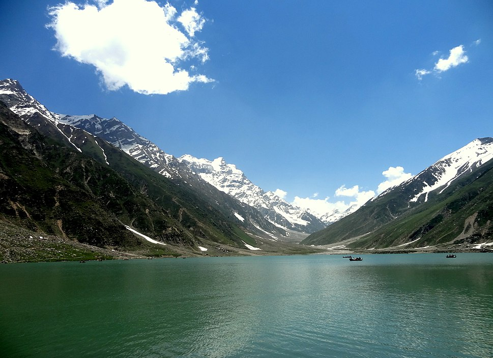 Lake Saiful Muluk, Naran, District Manshera, Pakistan