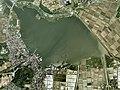 Lake Shibayamagata Lagoon Aerial photograph.2008.jpg