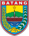 Official seal of Batang Regency