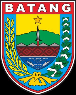 Batang Regency - Image: Lambang Kabupaten Batang