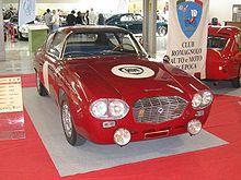 La Lancia Flavia Sport Zagato