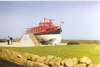 Padstow Lifeboat Station - Image: Land's End. geograph.org.uk 97912