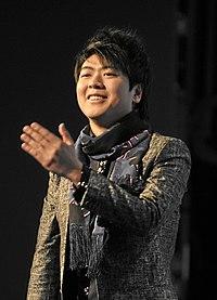 Lang Lang bei einem Konzert 2010