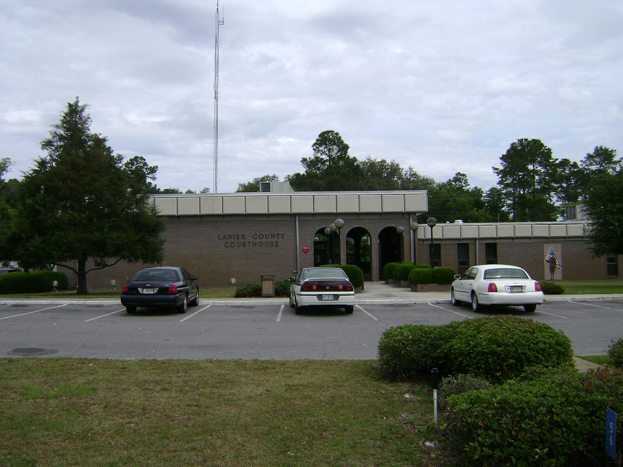 Lanier County Courthouse