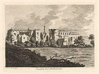 Lantphey Court, Pembrokeshire