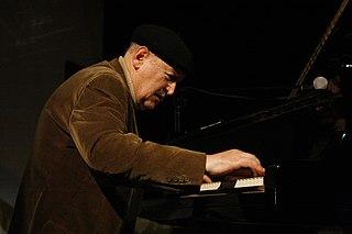 Larry Vuckovich American jazz pianist from Yugoslavia (born 1936)