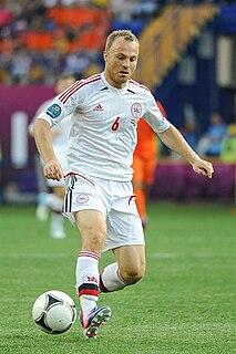 Lars Jacobsen Danish footballer