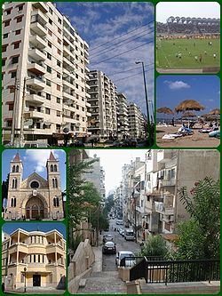 A Collage o Latakia