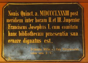 Latin plaque 7 Jul 1883.jpg