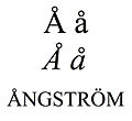 Latin small and capital letter a with ring above.jpg