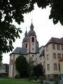 Lauda-Koenigshofen Eglise.JPG
