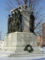 Laurier monument Feb 2005.jpg