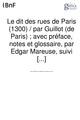 Le Dit des rues de Paris BNF.pdf