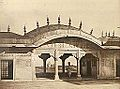 Le Pavillon d'or, Khas Mahal en 1860-70 (Fort Rouge, Agra) (8522405352).jpg