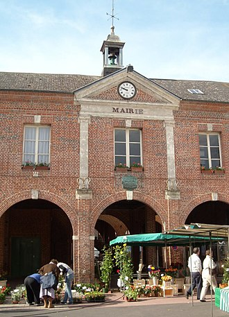 Le Sap - La mairie