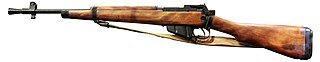 Jungle Carbine British bolt-action rifle