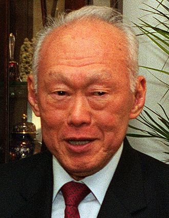 Prime Minister of Singapore - Image: Lee Kuan Yew cropped