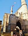 Lefkoşa Selimiye-Moschee (Sophienkathedrale) Paradies 1.jpg