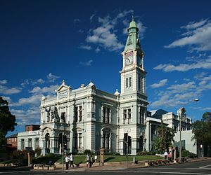 Leichhardt, New South Wales - Leichhardt Town Hall