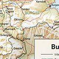Lesowo Bulgaria 1994 CIA map.jpg
