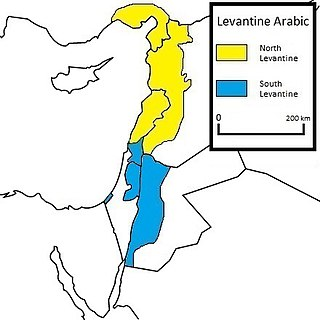 Levantine Arabic one of the 5 major dialects of Arabic, spoken in the Eastern Mediterranean littoral