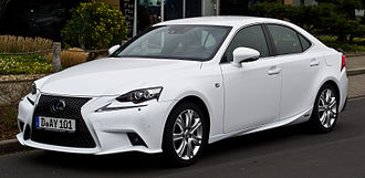 Lexus IS - 2014 Lexus IS 300h F Sport (AVE30, Germany)