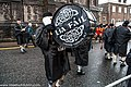 Lia Fail Pipe Band, New Jersey, USA - Getting Ready For The 2013 Patrick's Day Parade (8566954876).jpg