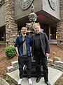 Liang Hai and Michael Everson 2019.jpg