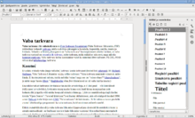 LibreOffice - Wikipedia