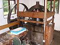 Lieberose-Doberburg Wassermühle-Doberburg Getriebe Juli-2011 SL276413.JPG