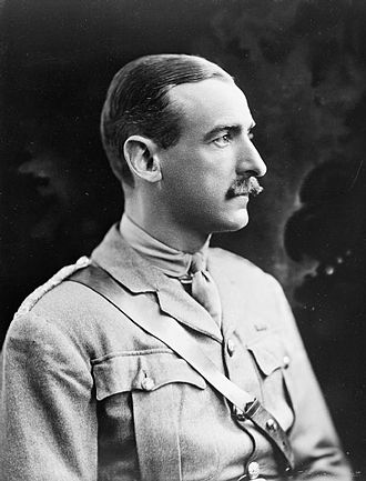 Adrian Carton de Wiart - Carton de Wiart, pictured here in the First World War as a lieutenant colonel.