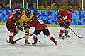 Lillehammer 2016 - Women hockey - Sweden vs Switzerland 30.jpg