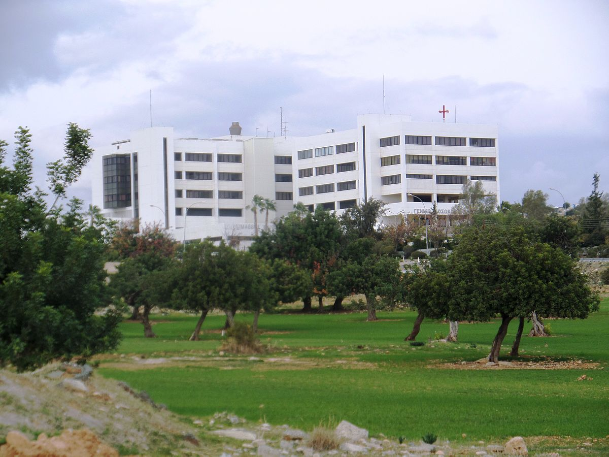 List of hospitals in Cyprus - Wikipedia