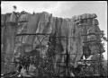 Limestone rock formations at Waro, 1923 ATLIB 300298.png