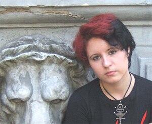 Linda Maria Baros - Image: Linda Maria Baros