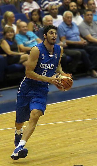 Lior Eliyahu - Eliyahu with the Israeli national team, 2015
