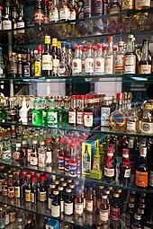 قائمة أنواع المشروبات ويكيبيديا