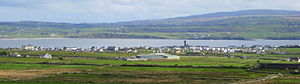 Liscannor - Panoramic View of Liscannor